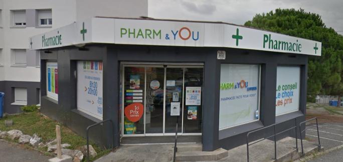 Pharmacie des Crêtes, TOULOUSE
